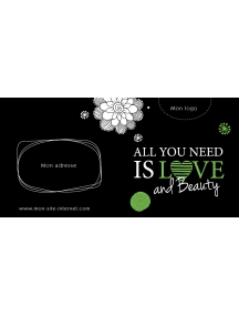 Bon cadeau - All you need is love and beauty Relax