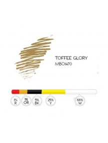 Toffee 8ml pigment Glory