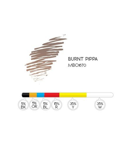 Pigment Burnt Pippa 8ml