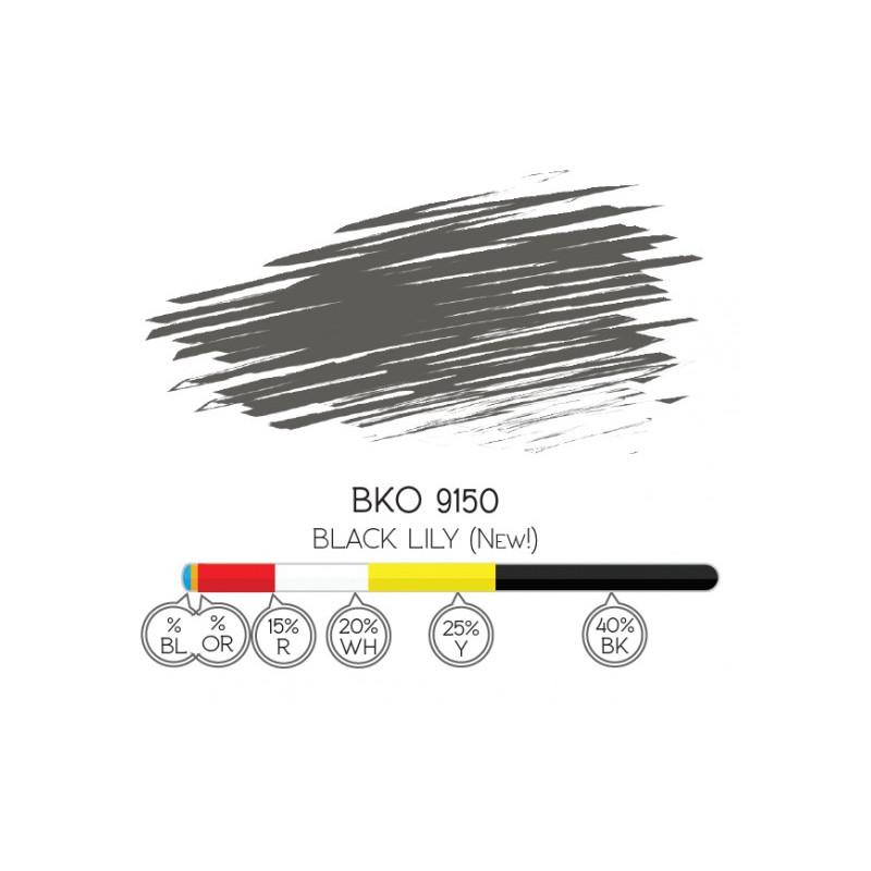 Pigment Black Lily BKO-9150