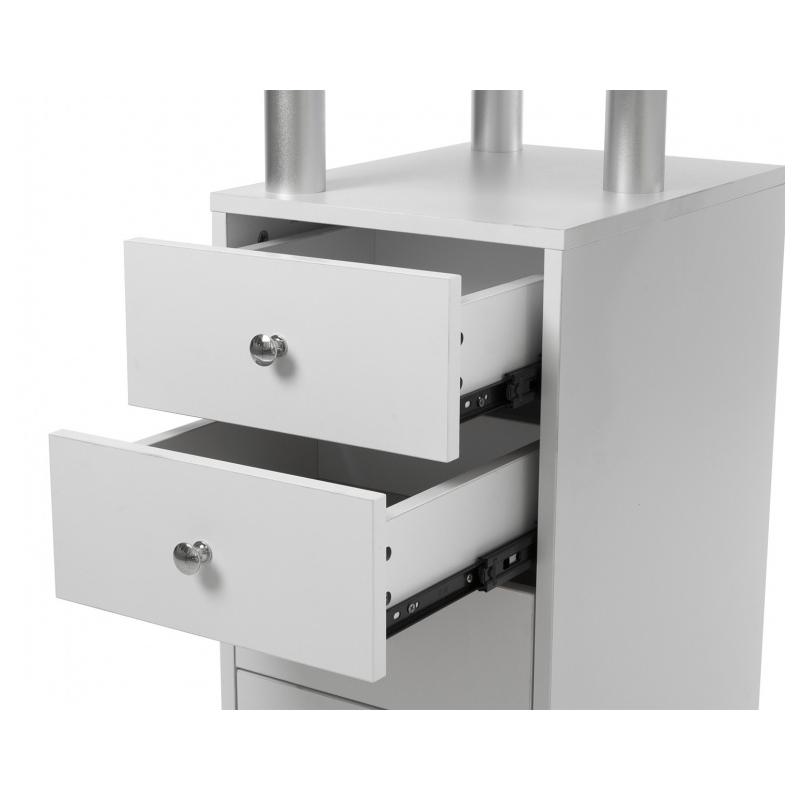 distal table de manucure wk m001 mobilier epotam. Black Bedroom Furniture Sets. Home Design Ideas