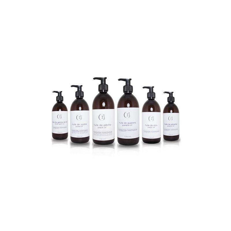 Pack 6 huiles de massage