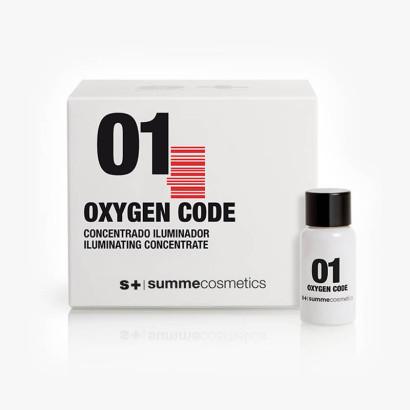 Vial Oxigen Code 01 5ml