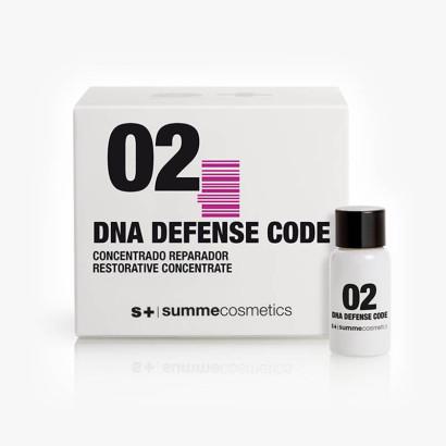 Vial DNA Defense Code 02  5 ml