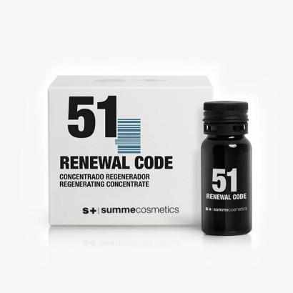 51 - RENEWAL CODE  - régénérant - 10ml