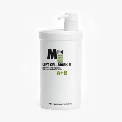 Lift gel mask B - Gel épaississant à base d'alginates naturel 1000.ml