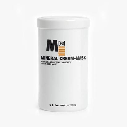 Minéral crème-Masque corporel tonifiant 1.000ml