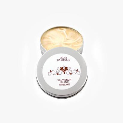 Bougies de massage -  Sauvignon Blanc