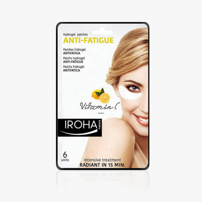 Patches IROHA.Anti fatigue Vitamine C-Hydrogel-(6 patches)-P-IN/05