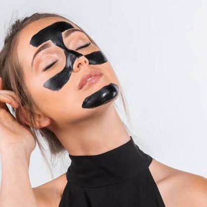 DETOX CHARBON - Masque peel-off (impuretés)