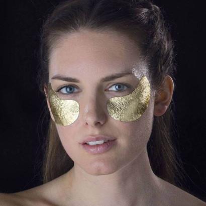 IROHA GOLD Patchs tissu foil - Extra Fermeté