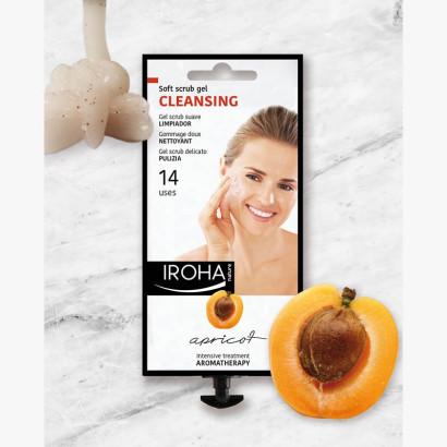 IROHA Beauty Time -GEL GOMMANT - Abricot