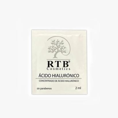 Sachet d'acide hyaluronique 2ml.