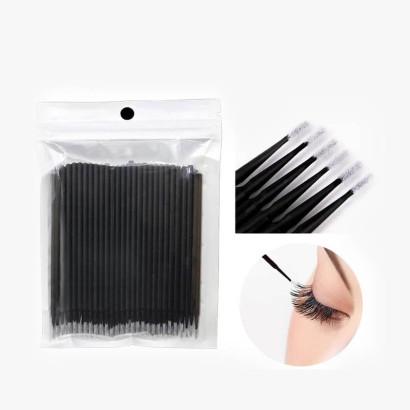Applicateurs microfibres (100 pièces)