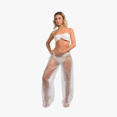 Pantalon pressothérapie polyéthylène