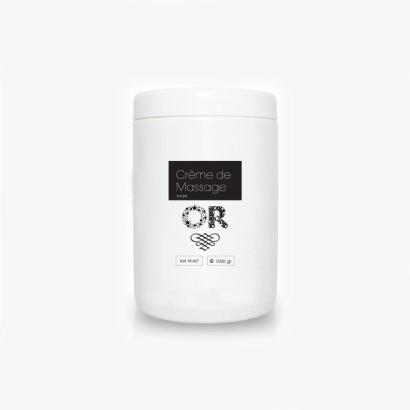 Crème de Massage d'Or 1Kg.