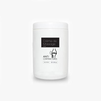 Crème de massage contractures