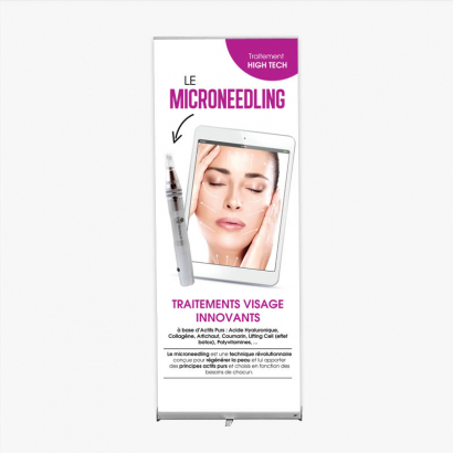 ROLL UP MICRONEEDLING