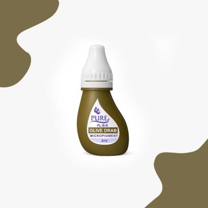 Pigment Pure Olive Drab  3ml