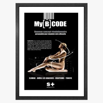 Affiche My [B] Code Summe Cosmetics