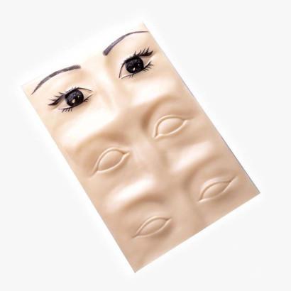 Pochoirs sourcils et yeux