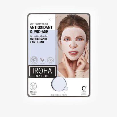 IROHA Masque Tissu